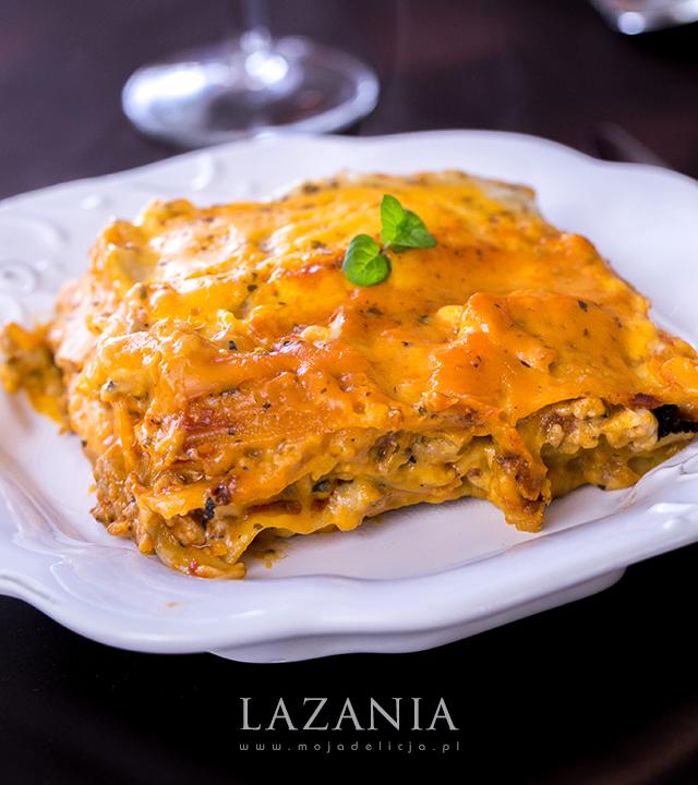 Lazania… ulubiona