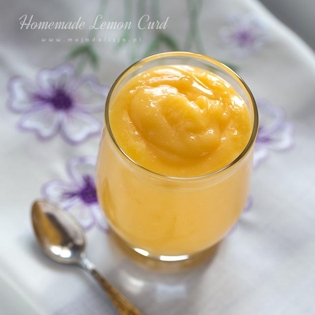 Lemon Curd – czyli bajeczny, krem cytrynowy