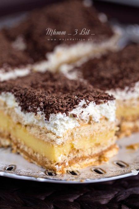 Przepis na Ciasto 3 bit bez pieczenia