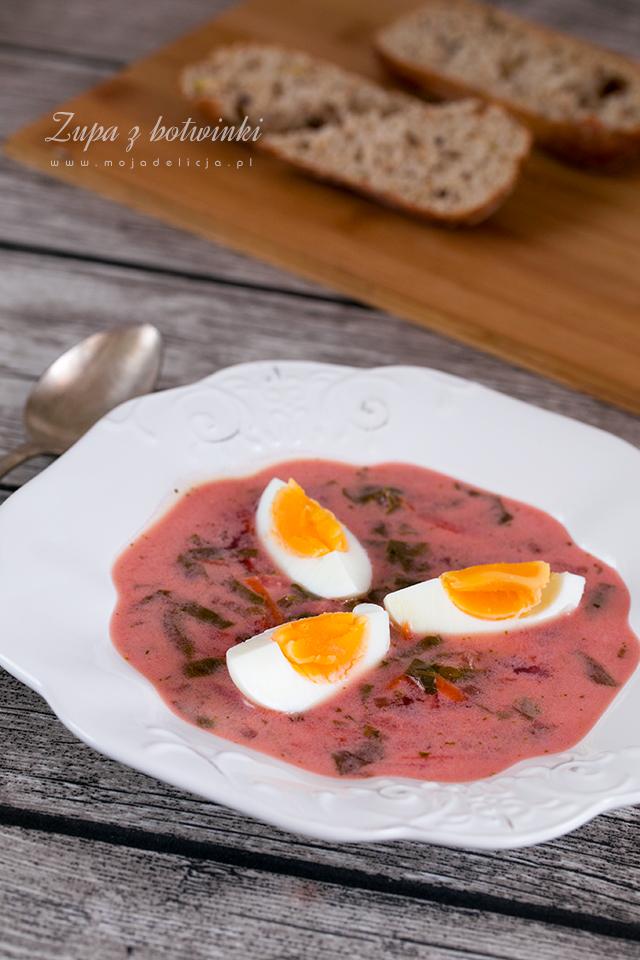 Zupa z botwinki – prosta i szybka