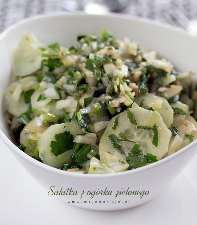 salatka-z-ogorka-zielonego-bez-smietany