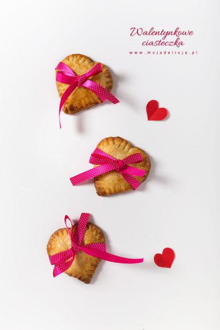 Ciasteczka na Walentynki