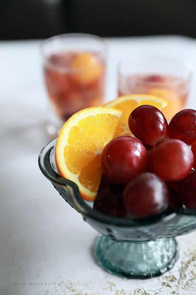 Owoce do wigilijnego kompotu dla dzieci