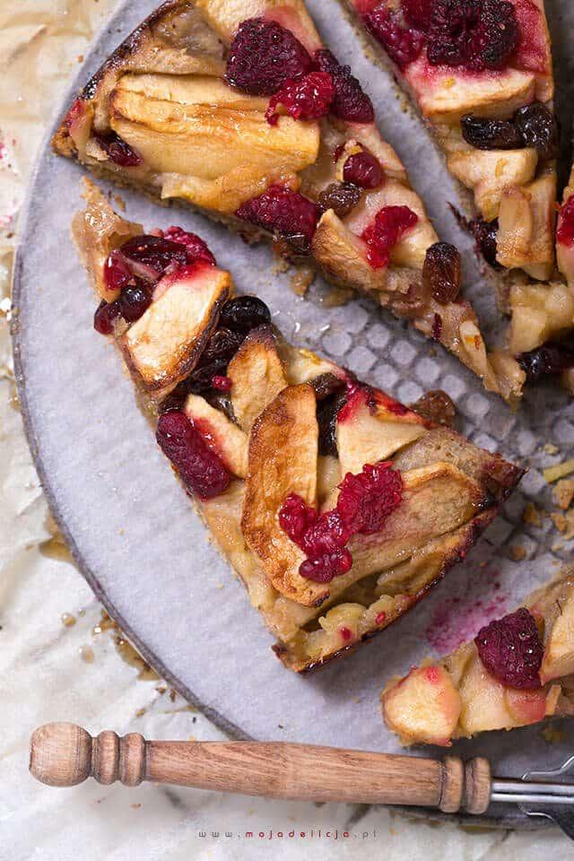 bezglutenowe-ciasto-z-jablkami-malinami-gluten-free-apple-pie-3