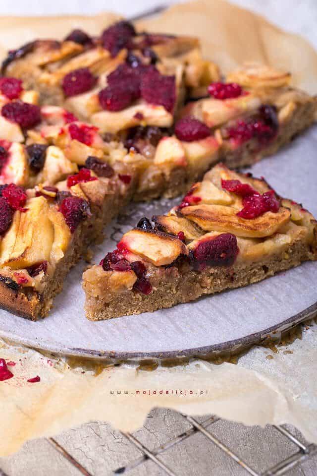 bezglutenowe-ciasto-z-jablkami-malinami-gluten-free-apple-pie-4