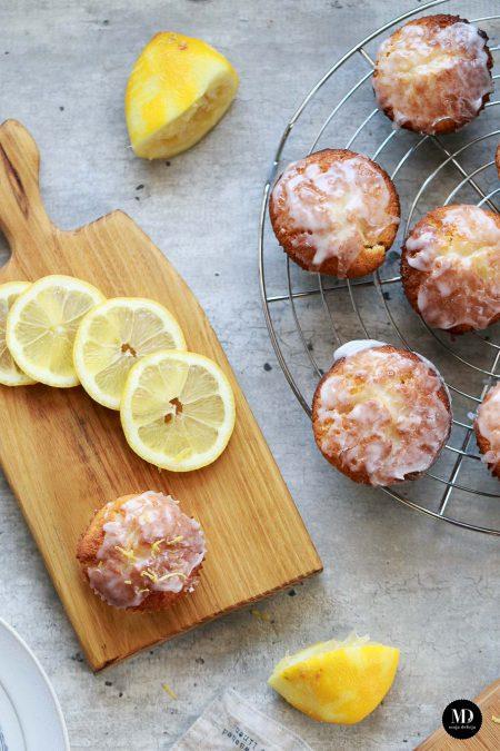 Muffinki cytrynowe - najlepsze