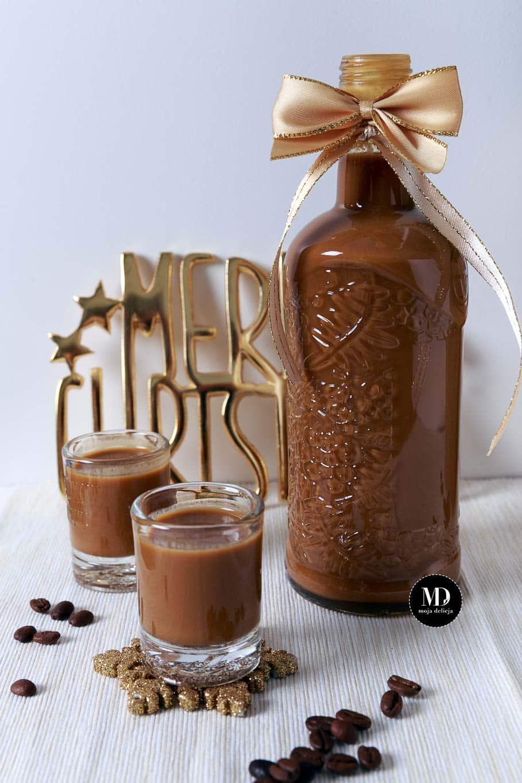 Domowy likier kawowy - Likier kawowy - Domowa kawówka