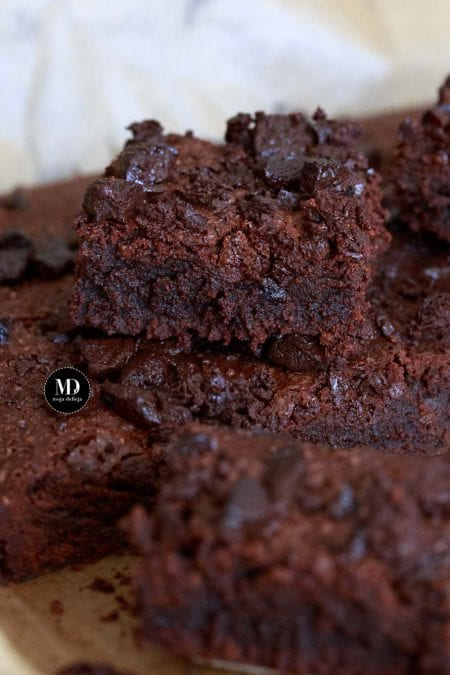 """Najlepsze Brownie na świecie, czyli """"World's Best Brownies"""""""