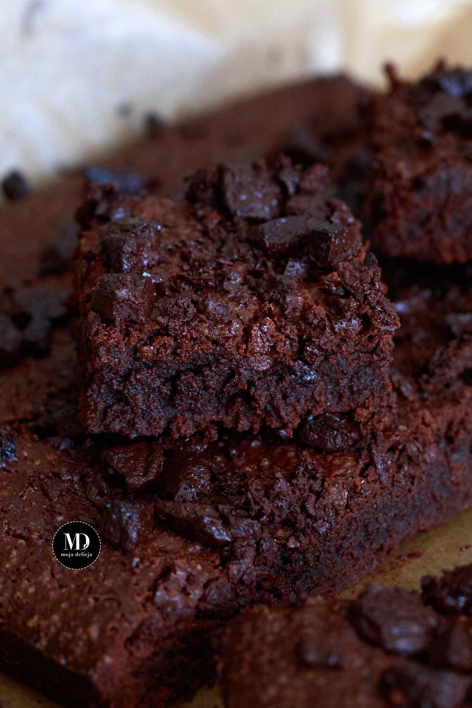 Najlepsze Brownie na świecie - World's Best Brownies