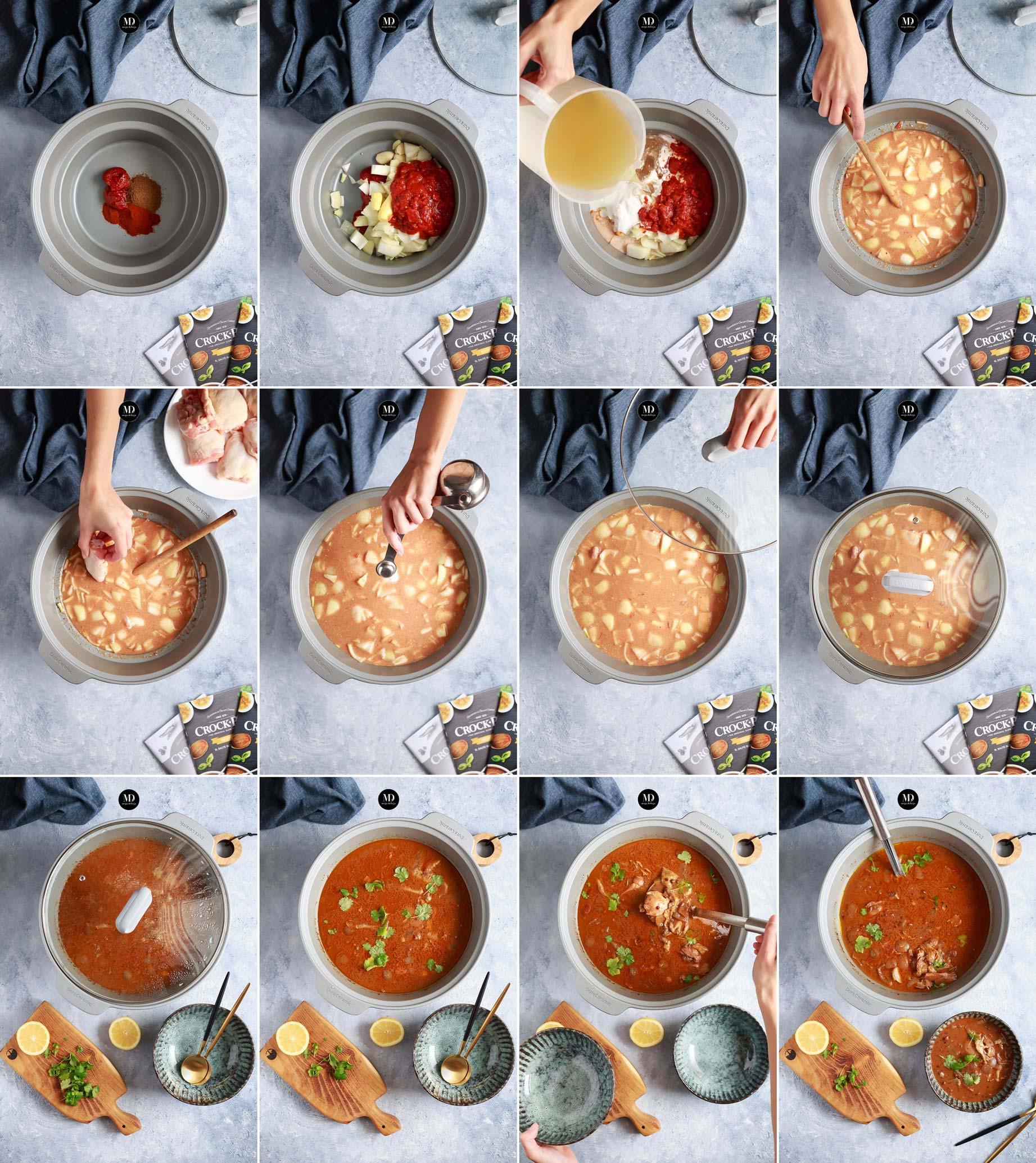 Wolnowar - Przygotowania dania