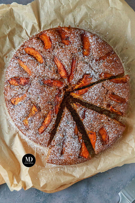Ciasto dyniowe, ciasto z dynią
